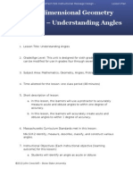Lesson Plan 2 Angles