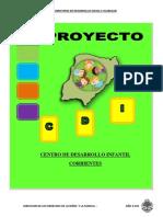 Creación de nuevos centros de desarrollo infantil en la provincia de Corrientes