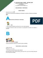 guia español escuela nueva