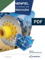 catálogo HENFEL freios-pt