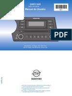 Manual Radio Ssaangyong