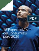 Expectativas del Consumidor para 2030 | Internet de los sentidos