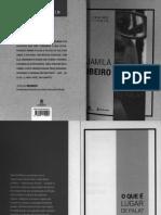 Djamila Ribeiro - Lugar de Fala