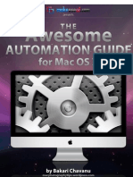 The Awesome Automation Guide for Macs