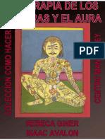 La Terapia de Los Chakras y El Aura - Rebeca Giner & Isaac Avalon