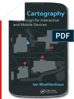 Web Cartography Map Design for Interactive and Mobile Devices