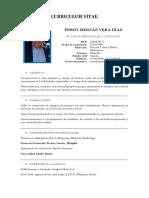 Curriculum Fredy