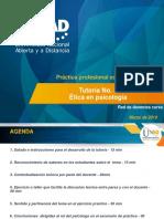 TUTORIA 3 ÉTICA EN PSICOLOGÍA  pp2.ppt