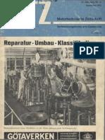 Woschni G. - Die Berechnung der Wandverluste und der thermischen Belastung der Bauteile von Dieselmotoren