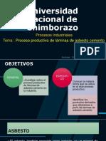 procesos asbesto