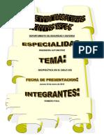 TAREA 16 - GEOPOLITICA EN EL SIGLO XXI - PAUL ROMERO (2)