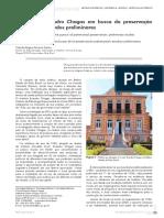O Instituto Evandro Chagas em busca da preservação v4n1a02