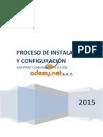 0.-Proceso de Instalacion y Configuracion del sistema
