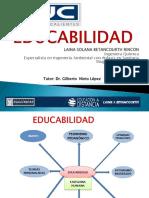 Laina Betancourth Tarea 3. Educabilidad