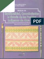 Espiritualidad, conocimientos e historia de los pueblos indígenas