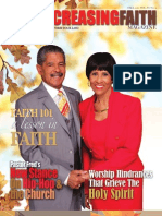 Ever Increasing Faith Ministries Magazine - Fall 2010