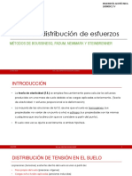 2.- Teoria Distribución de Esfuerzos