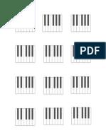 ejercicio piano