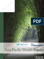 Asia Pacific Wealth Report 2008 - English
