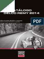 Catalogo Delco Remy 2014