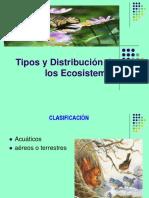 forma de ecosistemas