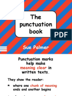The Punctuation Book - Sue  Palmer