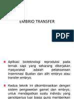 Transfer Embrio Tugas Prof Sayed.pptx