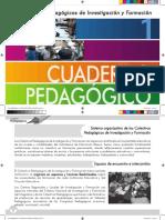 CUADERNO PEDAGOGICO 1 COLECTIVO PEDAGÒGICO