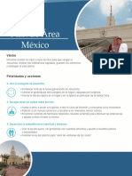 Plan de Área México 2020
