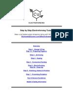 Cu-Electroforming-Tutorial