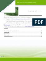 DGE-560T B1 Driver Release Notes v2.20