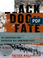 Black Dog of Fate - An American Son Uncovers His Armenian Past
