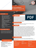 Corporate tax management A4