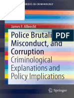 Albrecht, James F - Police Brutality, Misconduct, And Corruption