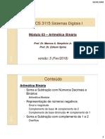 Aritmetica Binaria (Spina)