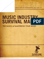 Music Industry Survival Manual-Mastering