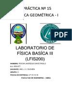 15-OPTICA GEOMETRICA I-ROCHA-JAUREGUI-DAVID PAOLO