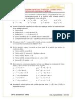 HOJA DE PRACTICA 13_ECUACION DE LA PARABOLA 2019-2