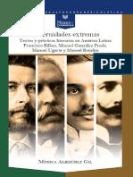 Modernidades extremas  Textos y prcticas literarias en Amrica Latina