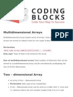 MultidimensionalArrays.pdf