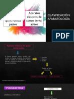 CLASIFICACIÓN APARATOLOGÍA.pptx