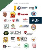 Logotipo de Universidades Del Peru