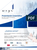 PresentacionCorporativa-DVyC DIC2019