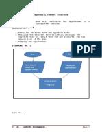 Sample C++ Codes
