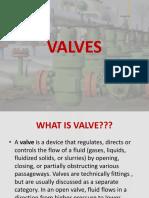 piping valves