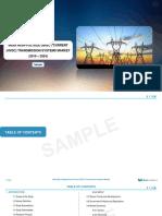 Sample - India High-Voltage Direct Current (HVDC) Transmission Systems Market (2019 -2024) - Mordor Intelligence