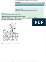Engine And Transaxle Assembly Repair procedures
