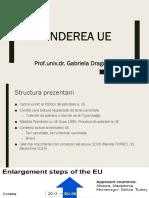 11 Extinderea UE