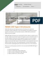 NEMA 250 Type 4 Enclosures.pdf