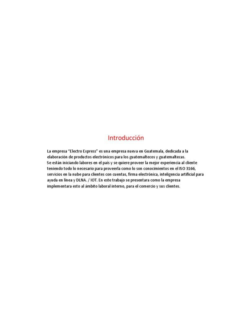 ISO 3166 | Convenciones de nombres | Comunicación escrita